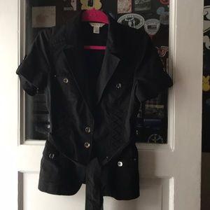 White House Black Market jacket.